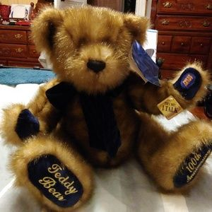 Other - Collector Edition Teddy Roosevelt Bear